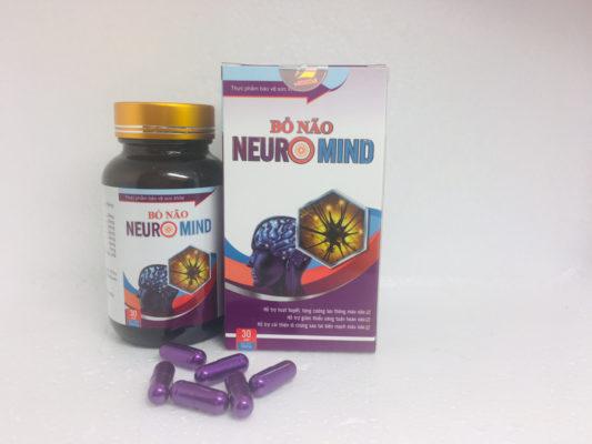 Vien uống bổ não NEUROMIND
