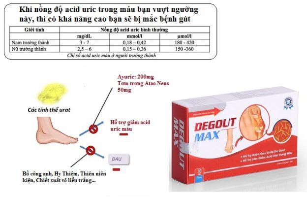 ha-acid-uric-trong-mau-xuong